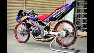 "getlinkyoutube.com-""AroverA"" Present "" LISA "" LS 125 Dragbike 2012 Brembo Racing GP By - S_R_S - In Thailand"