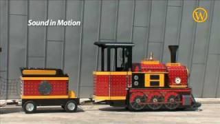 getlinkyoutube.com-Mini Express Train Wattman Europe