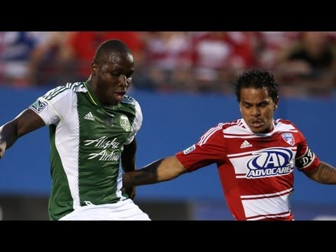 HIGHLIGHTS: FC Dallas vs Portland Timbers | May 8, 2013