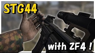 Heroes & Generals : Stg44 with ZF4 scope!
