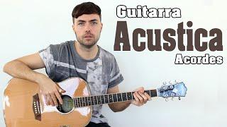Como Tocar Acordes de la Melancolía y la Nostalgia - Guitarra Acústica