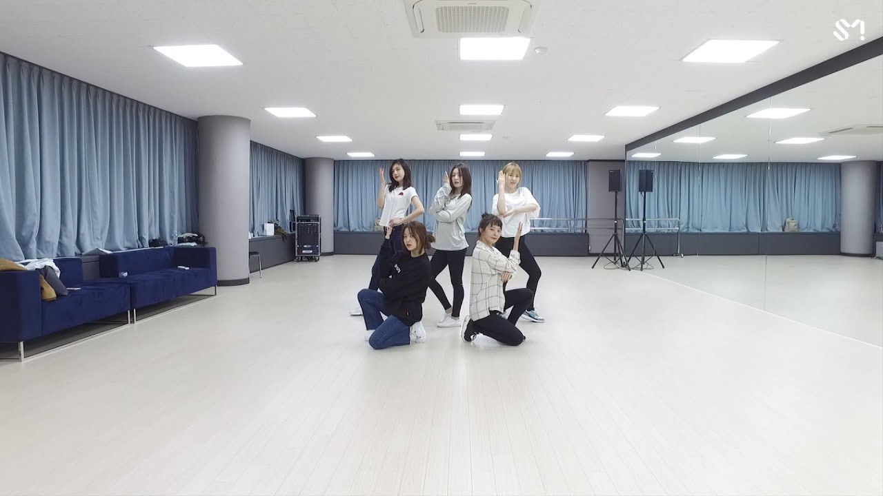 [Dance Practice] Red Velvet - Look Mp4
