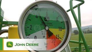 John Deere PowrSpray - Perfect Control for Precise Spraying