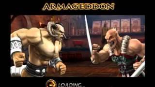 getlinkyoutube.com-Mortal Kombat Armageddon - Motaro - 1/2