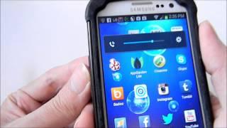 samsung mobiel leegmaken