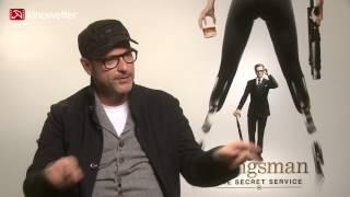 getlinkyoutube.com-Interview Matthew Vaughn KINGSMAN: THE SECRET SERVICE