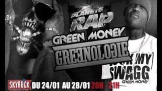Green (ft. la fouine) - Freestyle planète rap