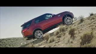 getlinkyoutube.com-Land Rover Discovery 5. Первая информация о Ленд Ровер Дискавери 5