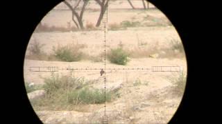 getlinkyoutube.com-AirGun Technology Vulcan 5.5 hunting Birds