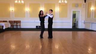 getlinkyoutube.com-Nadia Dance   Foxtrot Tutorials