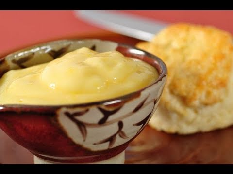 Lemon Curd Recipe Demonstration - Joyofbaking.com