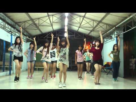 Lop hoc nhay hien dai Binh Thanh - Volume up - 4 Minute - [BoBo's class]