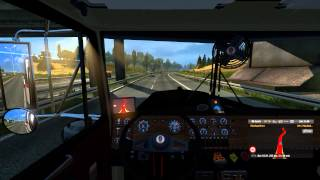 getlinkyoutube.com-ETS 2 Kenworth W900a Detroit Diesel 6v Series sounds