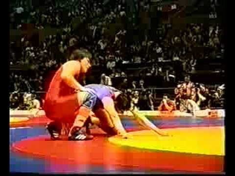 SONIKA KALIRAMAN INDIA VS UKRAINE 72 KG WOMEN WRESTLING 2003