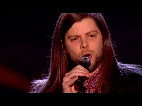 The Voice UK 2013 | Adam Barron performs 'Summertime' - Blind Auditions 6 - BBC One