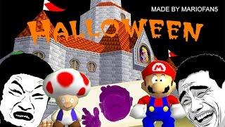 getlinkyoutube.com-Super Mario 64 Bloopers: Especial Engavetado Halloween