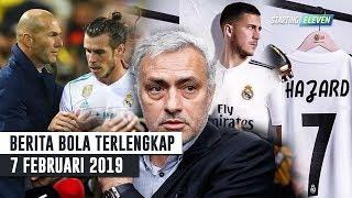 Hazard Ke Madrid 🔥 Zidane VS Bale Berlanjut 😱 Mourinho Di Penjara (Berita Bola Terlengkap)
