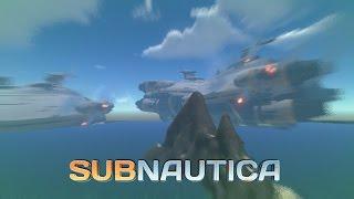 getlinkyoutube.com-Multiple Auroras! |Subnautica Tricks / gameplay