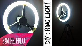 getlinkyoutube.com-DIY : RING LIGHT (SUPER DALI AT SWAK NA SWAK SA BUDGET)