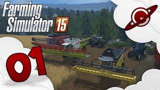 getlinkyoutube.com-Farming Simulator 2015 FR | La ferme du petit cure-dent #01 (Multi)
