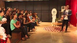 getlinkyoutube.com-LINE CAST : Tutorial Stand Up Comedy bersama Raditya Dika