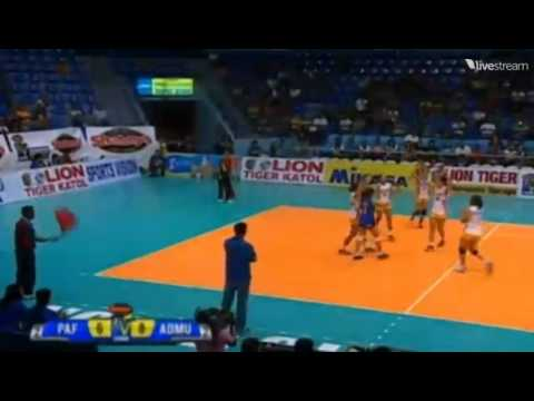 ADMU vs Phil Air Force 5th Set SVL11 All Filipino Quarterfinals