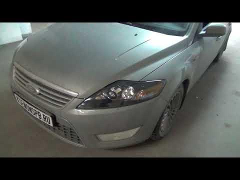Ford Mondeo IV адаптивныйHELLA 3 BI-LED взамен адаптивного галогена