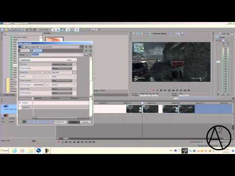 Sony Vegas Pro 11: RE:Vision Twixtor Settings