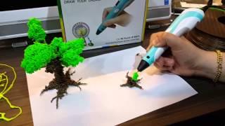 getlinkyoutube.com-ปากกา 3 มิติ สาธิตการใช้งานปากกาสามมิติ โดย Idea2click