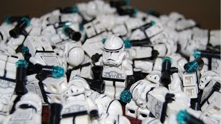Huge Lego Clone Army Edition Unboxing
