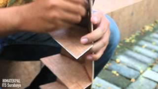 getlinkyoutube.com-Tutorial Membuat Miniatur Kapal (NASDARC 2014)