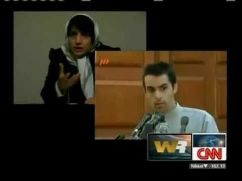 CNN reports about the hanging of Arash Rahmanipour in Iran - 29 Jan 2010