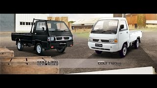 getlinkyoutube.com-Mitsubishi L300, T120SS & Triton SC - Informasi produk | Bosowa Berlian