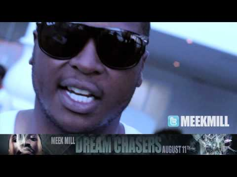 MEEK MILL #DREAMCHASERS VLOG - MIAMI
