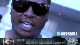 Meek Mill - #DreamChasers Vlog (Miami)