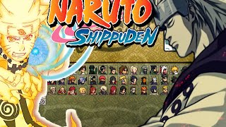 getlinkyoutube.com-Naruto Shippuden Ultimate GAME COMPLETO (OS MELHORES CHARS NZC)