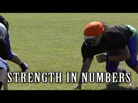 Gridiron Grind | Strength in Numbers | Ep. 4