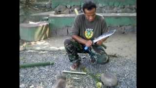 getlinkyoutube.com-Bamboo Utensils