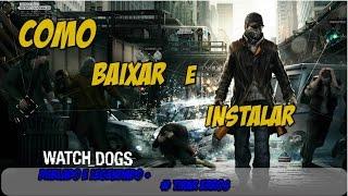 getlinkyoutube.com-Como baixar e Instalar Watch Dogs (Tirar Erro Directx)