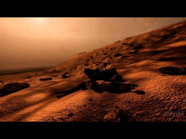 Take On Mars Announcement Trailer