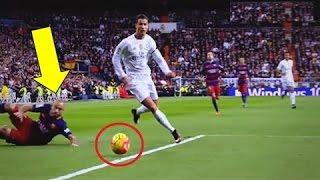 getlinkyoutube.com-Cristiano Ronaldo Destroying Barcelona 2008-2016 HD