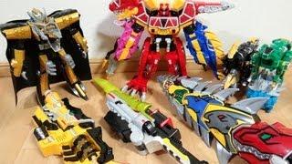 getlinkyoutube.com-SPスペシャル獣電池をみんなでガブリンチョ 音声が鳴る玩具限定 レビュー 獣電戦隊キョウリュウジャー