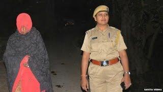 getlinkyoutube.com-राजस्थान: महिला का मुंह काला कर गधे पर घुमाया