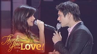 """getlinkyoutube.com-Liza, Enrique sing """"It Might Be You/Forevermore"""""""