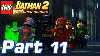 getlinkyoutube.com-TGC :: LEGO Batman 2 - DC Super Heroes#11 เลโก้ รวมพลัง