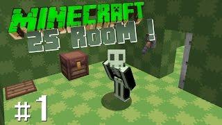 getlinkyoutube.com-Minecraft - 25 Room #1 [เป้&โบ้ท] ปริศนาห้องปิดตาย   สนับสนุนโดย dks.in.th