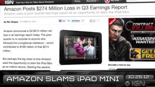 getlinkyoutube.com-Minecraft Costumes, AC3 Preorder Records, & Arnold's BACK! - IGN Daily Fix 10.26.12
