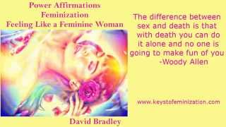 getlinkyoutube.com-Feminisation   Feeling Like a Feminine Woman