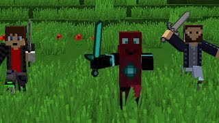 MINECRAFT SURVIVAL GAMES -WE NEED TO LEARN WHAT TEAMWORK IS!