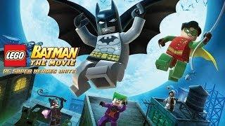 getlinkyoutube.com-LEGO Batman Pelicula Completa En Español Latino - Full Movie - 1080p - Game Movie
